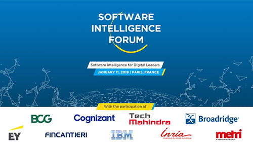 SIF Introduction | Software Intelligence Forum at Paris 2019