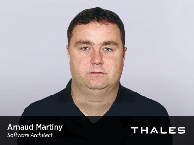 Arnaud Martiny