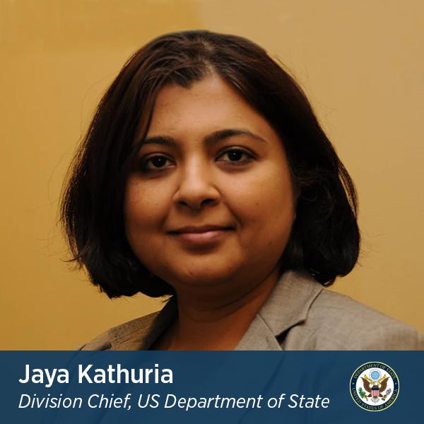 Jaya Kathuria